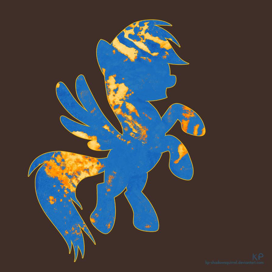 Blue Angel by KP-ShadowSquirrel