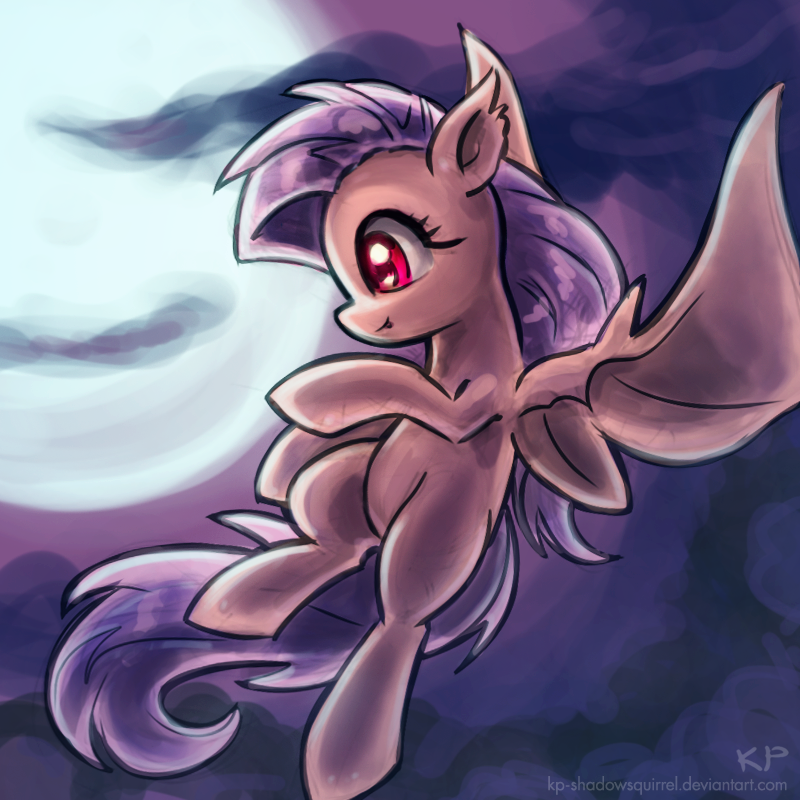 Flutterbat by KP-ShadowSquirrel