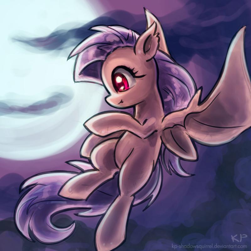 Flutterbat by KP-ShadowSquirrel