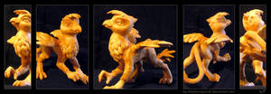 Gilda Sculpture