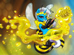Trixie the Bee
