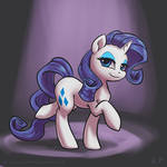 Speedpaint 04 - Rarity