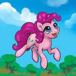 Speedpaint 06 - Pinkie Pie
