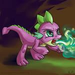 Speedpaint 07 - Spike