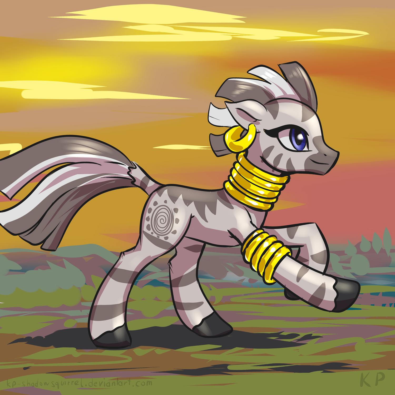 Speedpaint 17 - Zecora