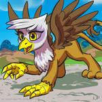 Speedpaint 18 - Gilda