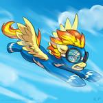 Speedpaint 26 - Spitfire