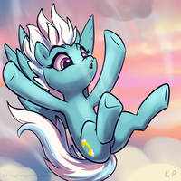 Speedpaint 32 - Fleetfoot by KP-ShadowSquirrel