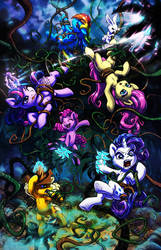 Tangled by KP-ShadowSquirrel