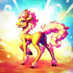 Dragon Horse