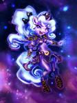 Magical Luna by KP-ShadowSquirrel