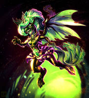 <b>Chrysalis (Dressed)</b><br><i>KP-ShadowSquirrel</i>