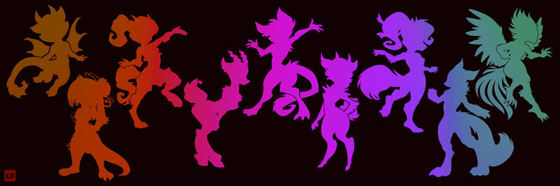 Silhouettes 3