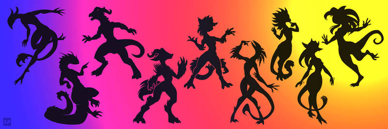 Silhouettes 8