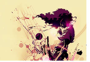 Afro Samurai by AsTRozip