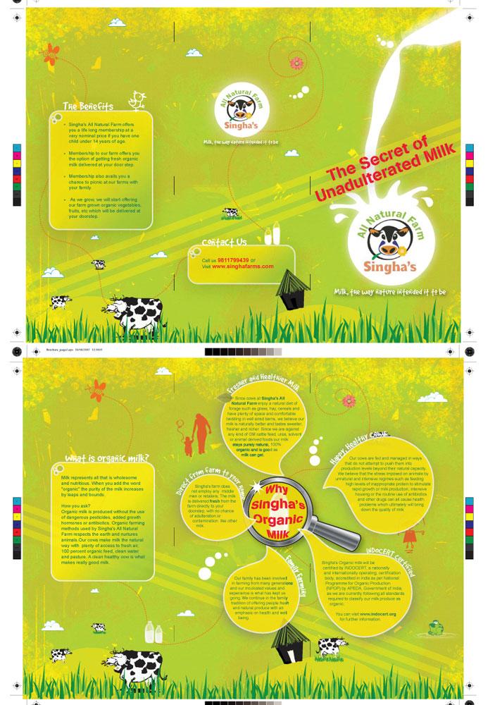 brochure design by deepikaharora