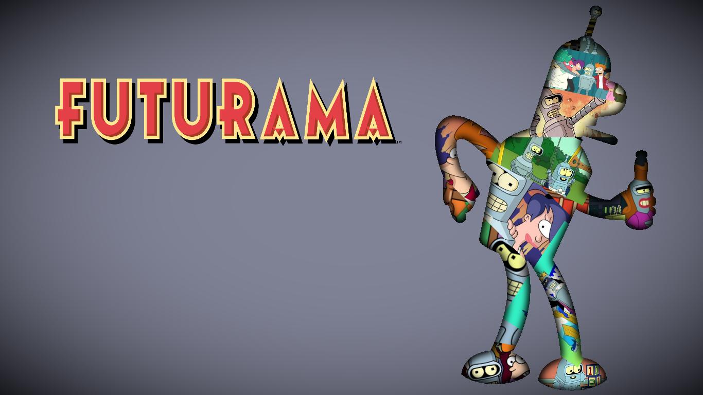 Bender Futurama Wallpaper by