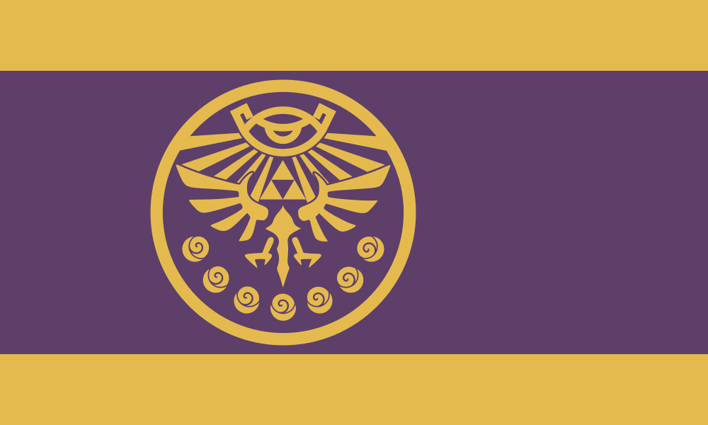 Flag of Vaati-controlled Hyrule by Wolf-ODonnell