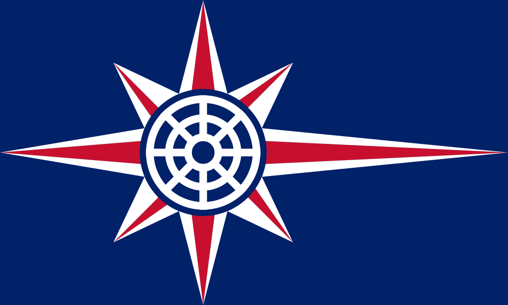 Flag of the Imperial Federation v2 by Wolf-ODonnell