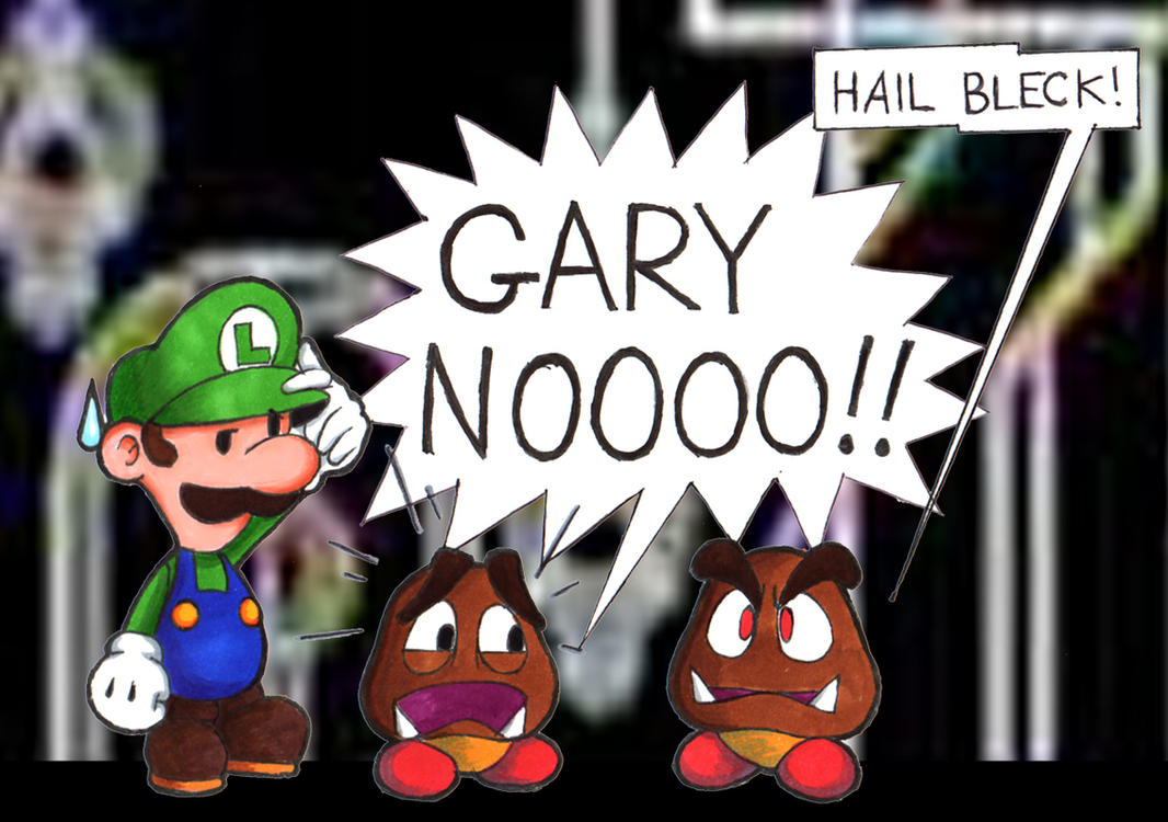 Goomba Grief by LightningGuy