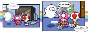 Mario Kart - Pun-believable