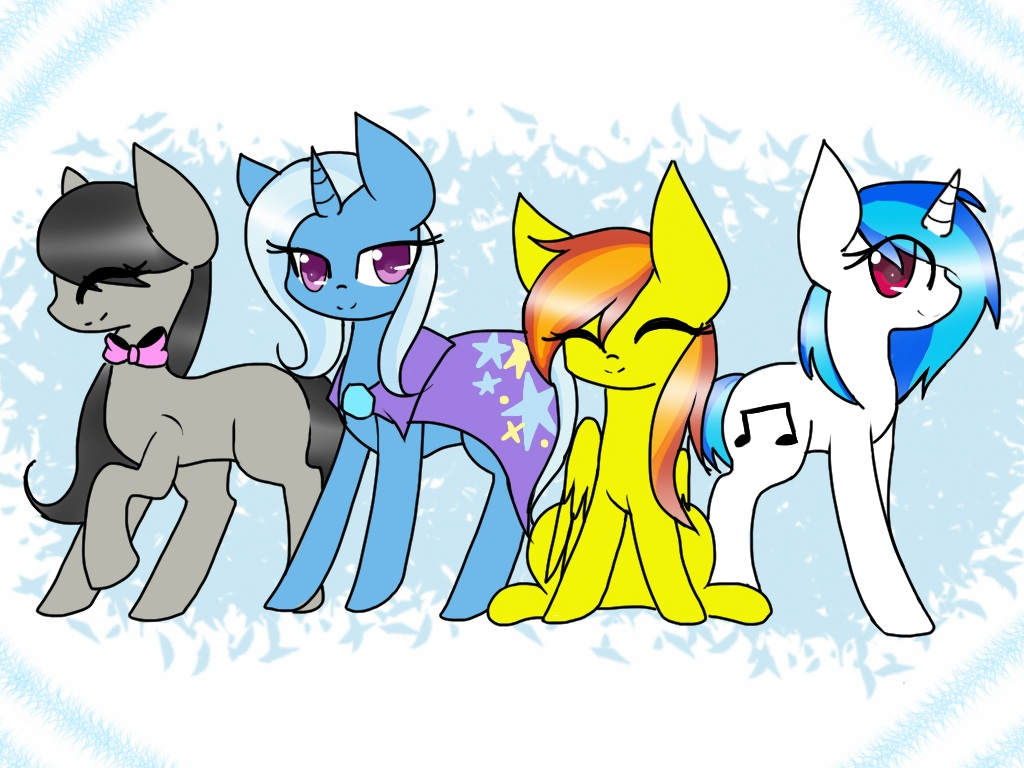 Inferno flame and friends~ by Twinkiepie19
