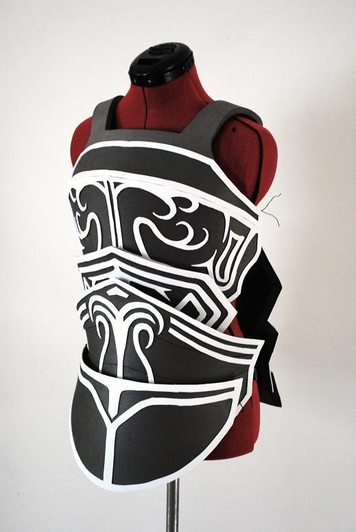 Judge Gabranth Chest Armor by hsholderiii