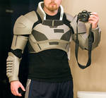 Mass Effect N7 Armor (Test Fit 1)