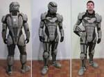 N7 Armor Test Fit III