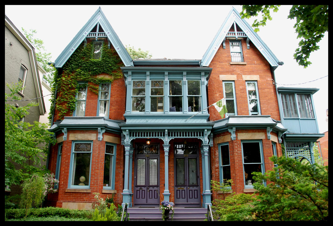 Victorian home by frittz on deviantart for What is a victorian house