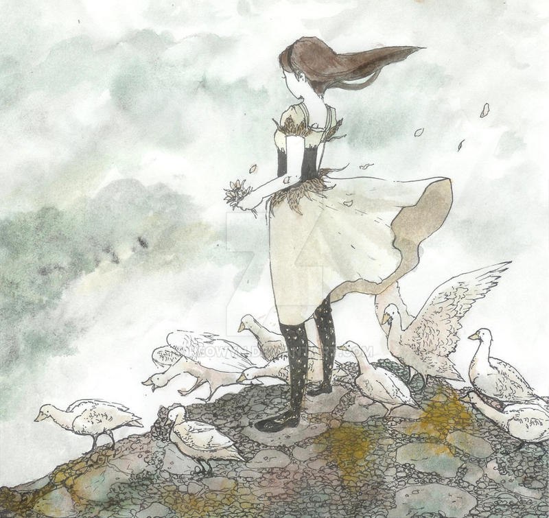 The Goose Girl by Reowyn