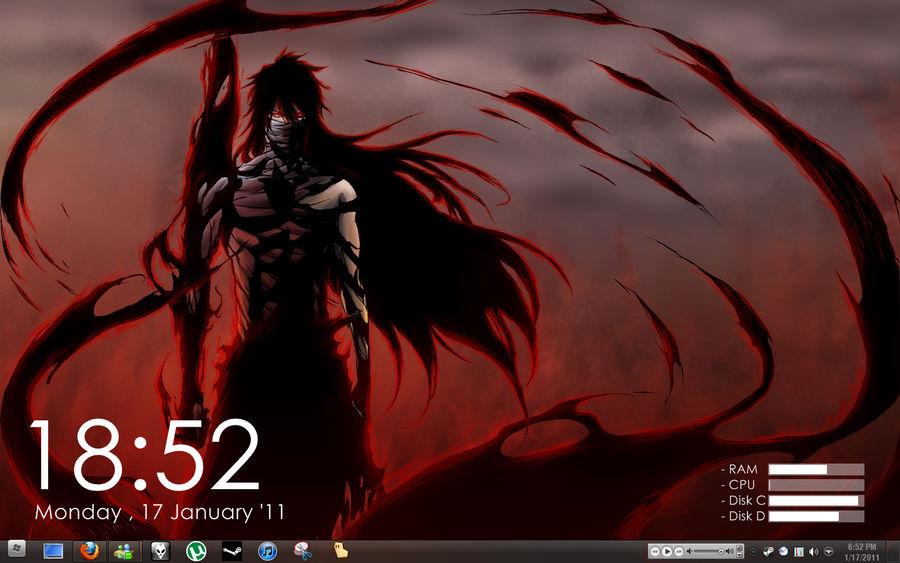 Desktop Wallpaper 17.01.2011