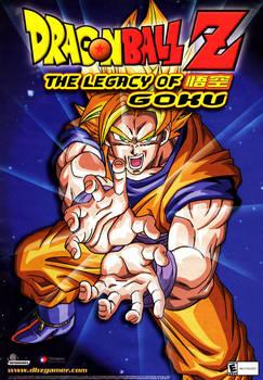 Legacy of Goku Poster