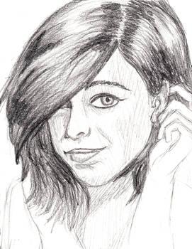 Portrait practise - 9/01/14