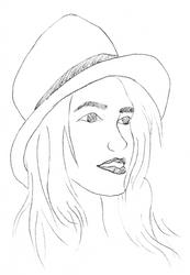 Portrait practise - 12/01/14