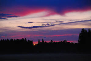 Purple clouds by pepsipupsi
