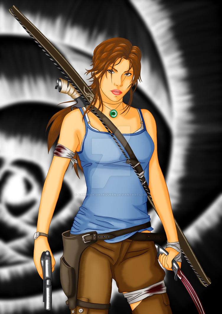 Tomb Raider Reborn by Carmela-DarkQueen