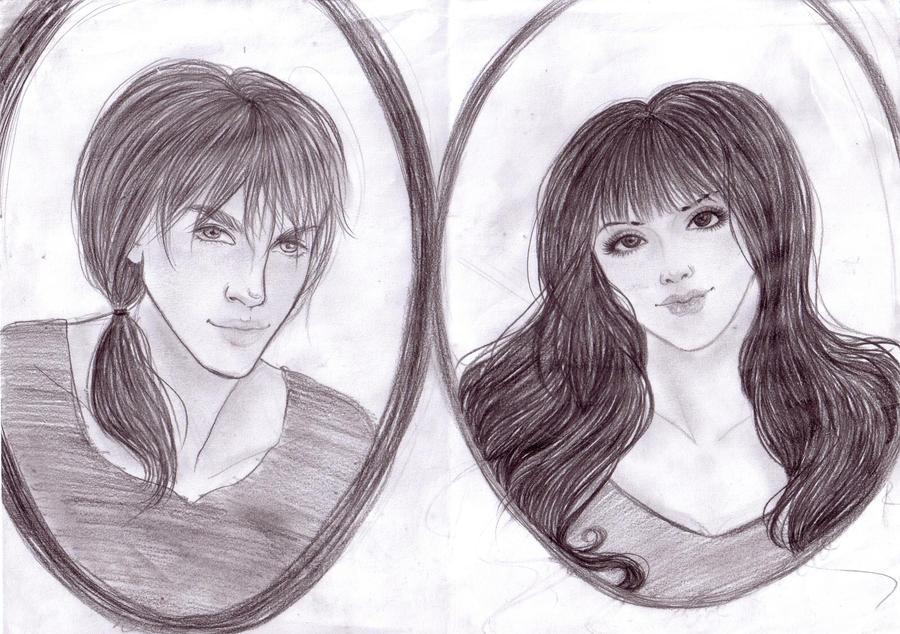 Alice and Tom by Felixuta