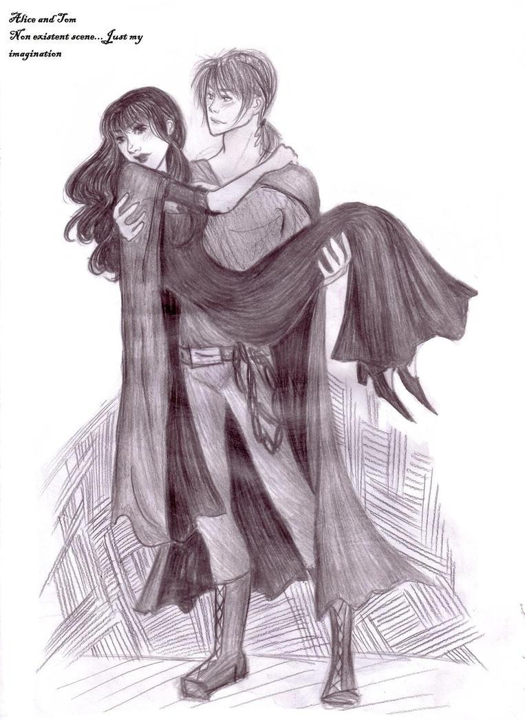 Tom and Alice by Felixuta