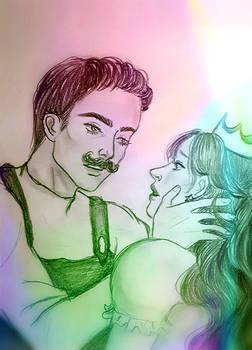 Luigi and Eda ArtRequest
