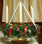 advent wreath 01 by Caratika