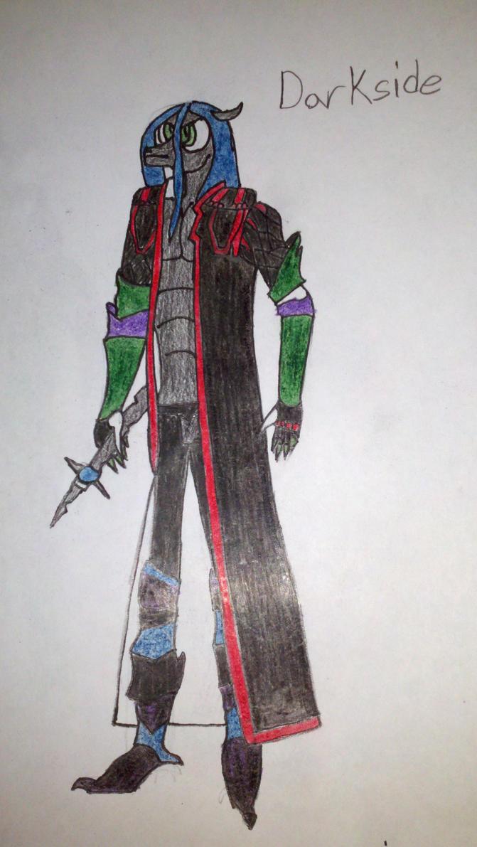 Darkside by Warrioroflight012