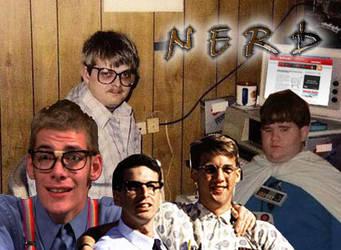 nerd by dartdan
