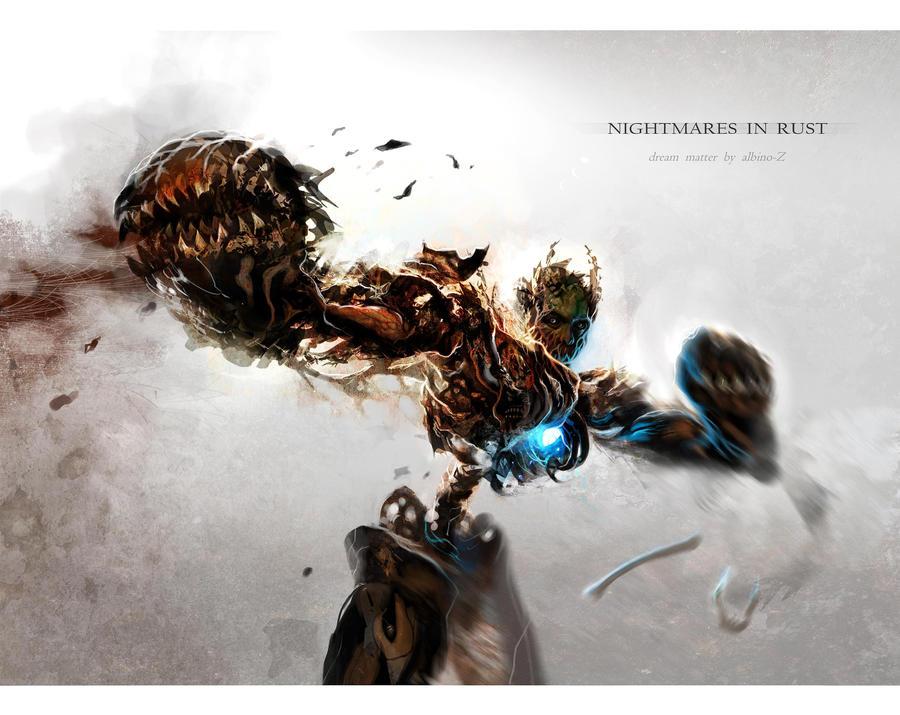Nightmares In Rust_014 by albino-Z