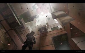 Inside the Maze by albino-Z