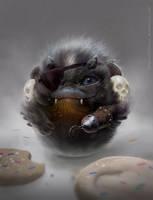 Fluffy cheekbooms: Ze Cookie Piratz! by albino-Z