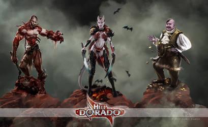 Hell Dorado Miniature Concepts