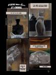 my cat is an alien page 1 by albino-Z