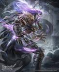 Cryptcurse Knight AA by albino-Z