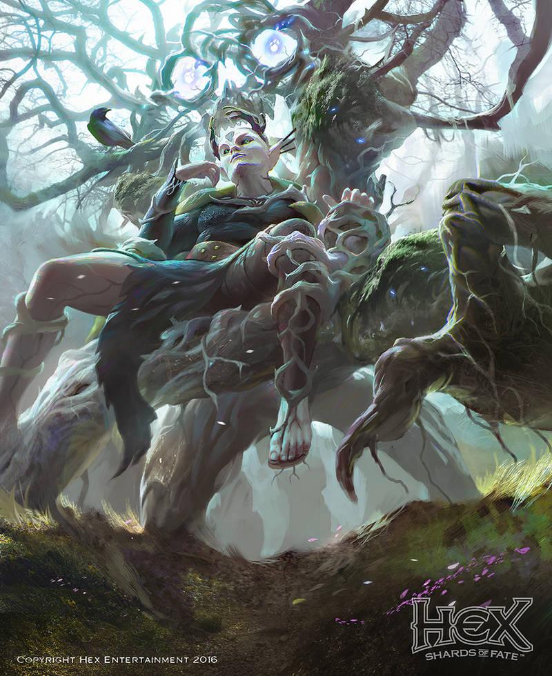 Lord Blightbark by albino-Z